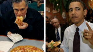 Romney vs Obama Pizza Hut Marketing Ploy